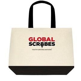Global Scribes Tote Bag