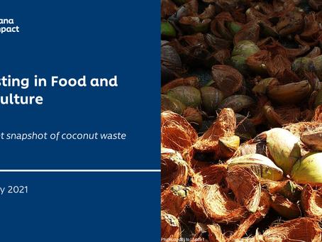 A market snapshot of coconut waste streams