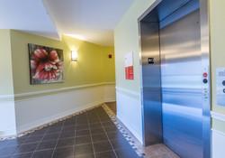Front Entry - Elevator