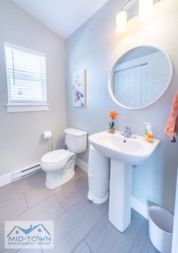 ½ Bathroom