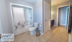 Upstairs Bathroom - 1