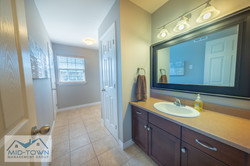 Upstairs Bathroom - 2