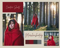 Märchen Fotoshooting