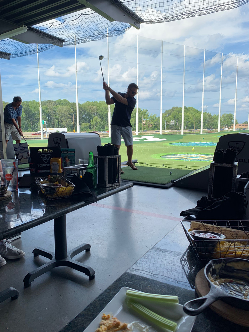 Top Golf Event