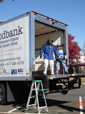 Foodbank Delivery
