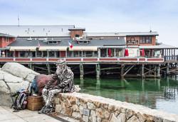Homeless in Monterey