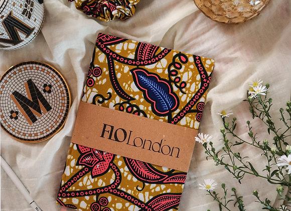Flo London 'Clottey' A5 Notebook