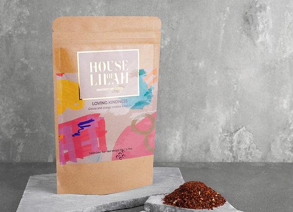 House of Lilah 'Loving Kindness' Loose Leaf Tea - net weight 50g