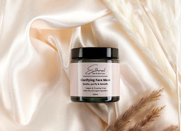 Ethereal Skin Care Clarifying Face Mask - 120ml