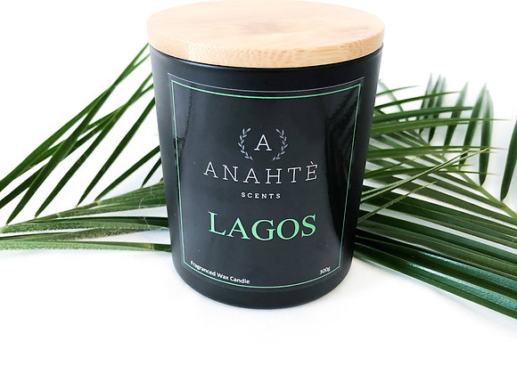 ANAHTÈ SCENTS 'Lagos' Candle - 200g