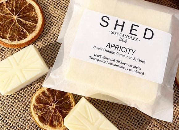 SHED 'Apricity' Soy Wax Melts
