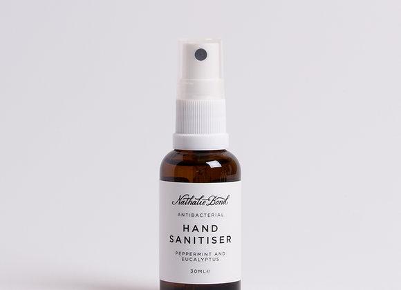 Nathalie Bond Antibacterial Hand Sanitiser Spray - 30ml