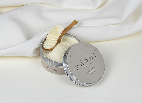 Eboni Cosmetics Unscented Whipped Body Butter-150g