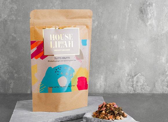 House of Lilah 'Tutti Fruiti' Loose Leaf Tea - net weight 50g