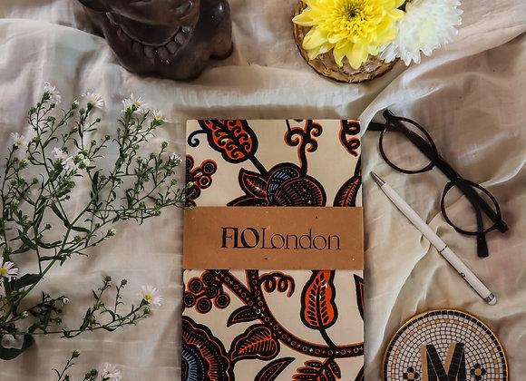 Flo London 'Barnor' A5 Notebook