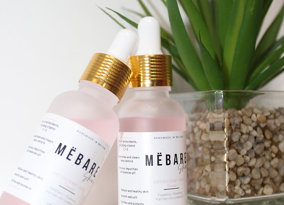 MEBARE Skins Antioxidant-Rich with Raspberry Toner - 30ml