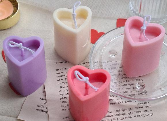 Pastel Palette L'amour Candle