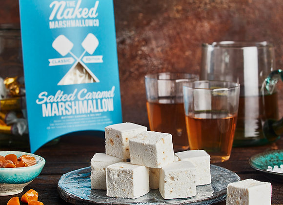 The Naked Marshmallow Co Salted Caramel Marshmallows