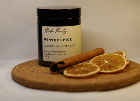 Studio Thirty Winter Spice Candle