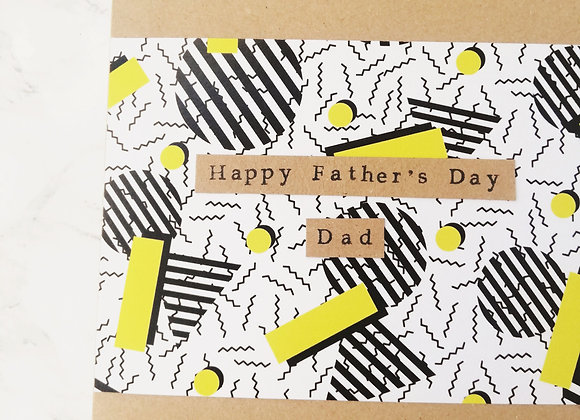 True Light Co 'Happy Father's Dad' Card