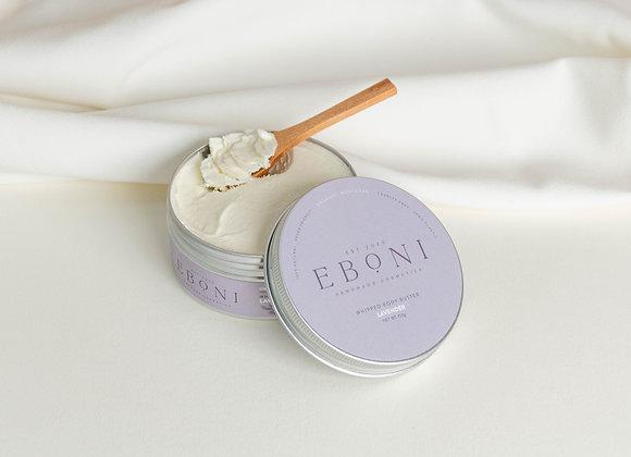 Eboni Cosmetics Lavender Whipped Body Butter-150g