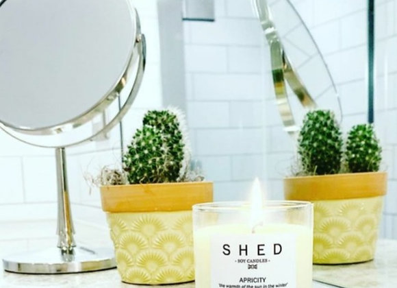 SHED 'Apricity' Soy Candle - 170ml