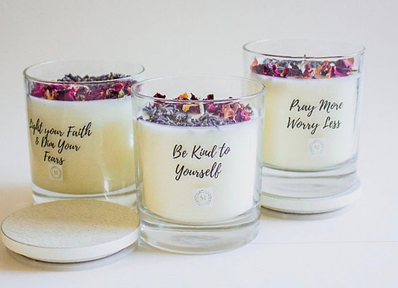 Momo Scents 'Quote' Candle