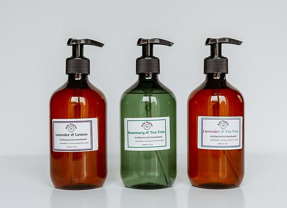 Belle Regime Vegan Antibacterial Hand/Body Wash - 100ml