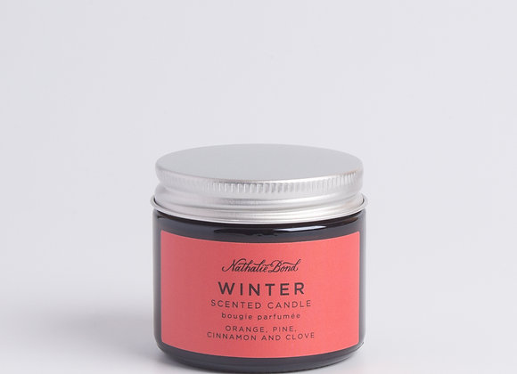 Nathalie Bond 'Winter' Natural Candle - 60ml
