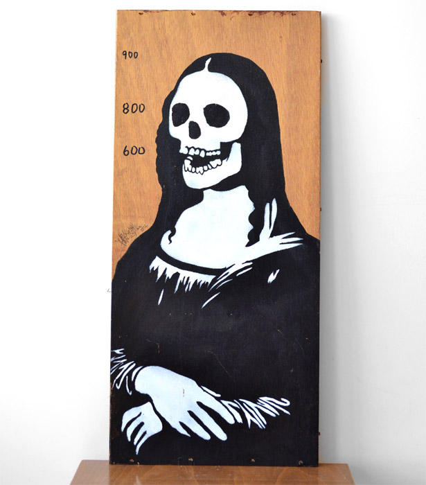 Skull Lisa