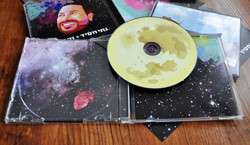 That's All There Is - CD and inner