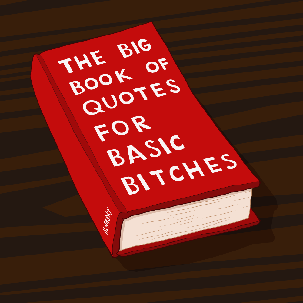 The Big Book of Quotes