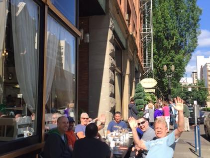 最近、一番通っているお店 <朝食編> Mother's Bistro & Bar