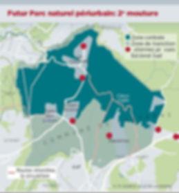 projet parc sur territoire Lausannois-pa
