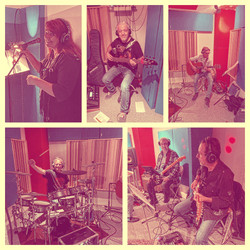 AW recording session (1)