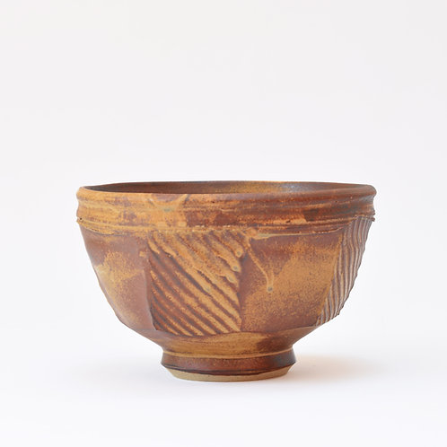 Faceted bowl no.3