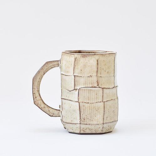 Faceted mug no.4