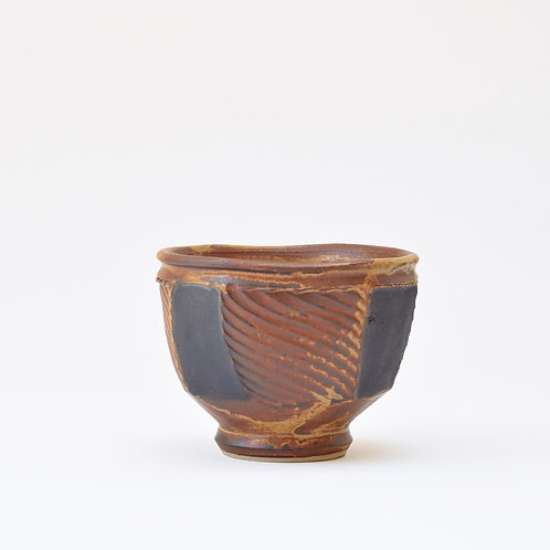 Faceted bowl no.1