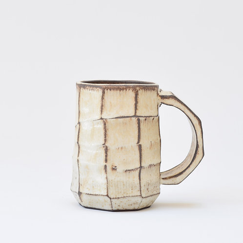 Faceted mug no.3