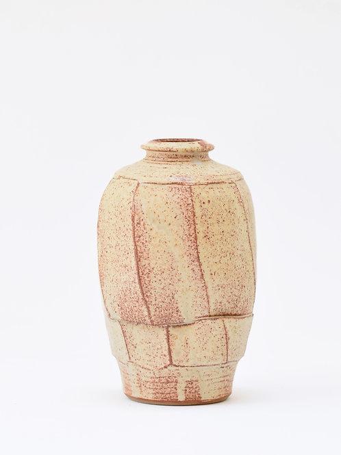 Faceted pot no.2