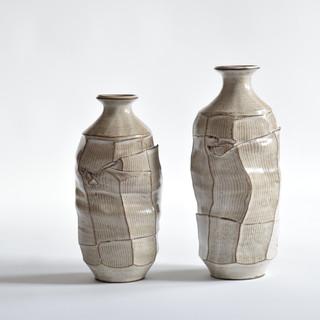 Faceted Bottles