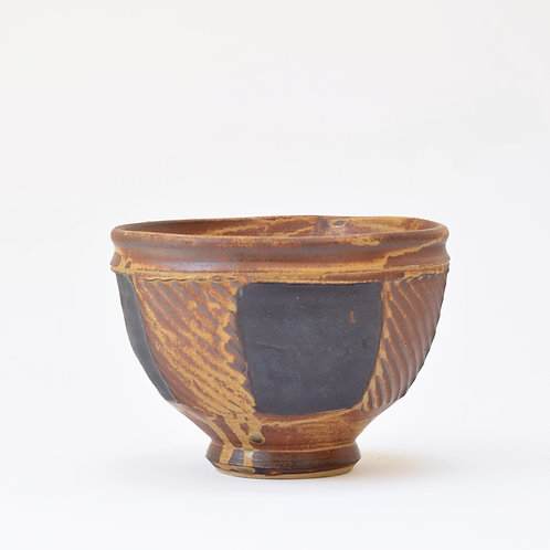 Faceted bowl no.2
