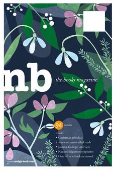 NB Magazine cover illustration