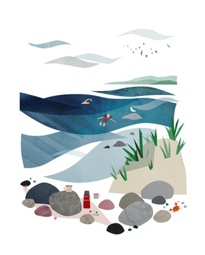 Chilly seas and toasty teas