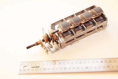 КПЕ - 4 секции, 9 - 475 Пф с верньером