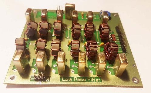 Фильтры Нижних Частот для КВ трансивера