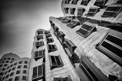 Ghery buildings