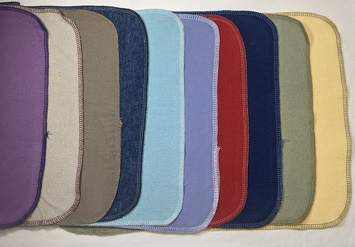 H998 - Random roll of 16 solid color towels