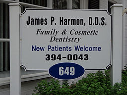James P. Harmon, DDS