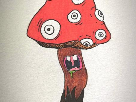 Le champignonzombie